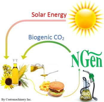 Eco-friendly Bio-fuels Power Plant