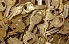 New lock cylinder